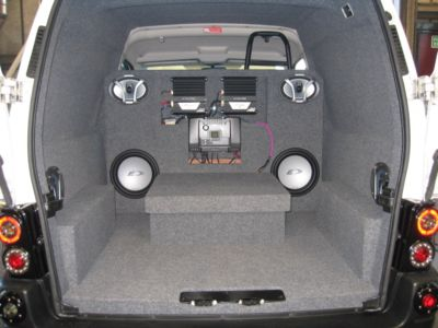 Citreon In Car Entertainment (Click to enlarge)