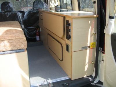 Fiat Doblo Camper (Click to enlarge)