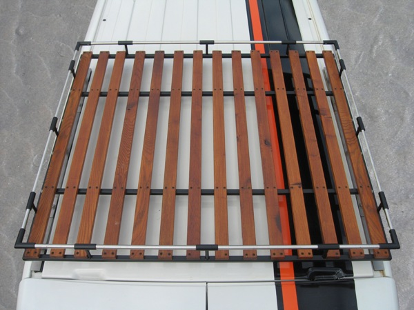 VW Transporter Roof Rack©