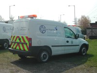 Vauxhall Combo Van (Click to enlarge)